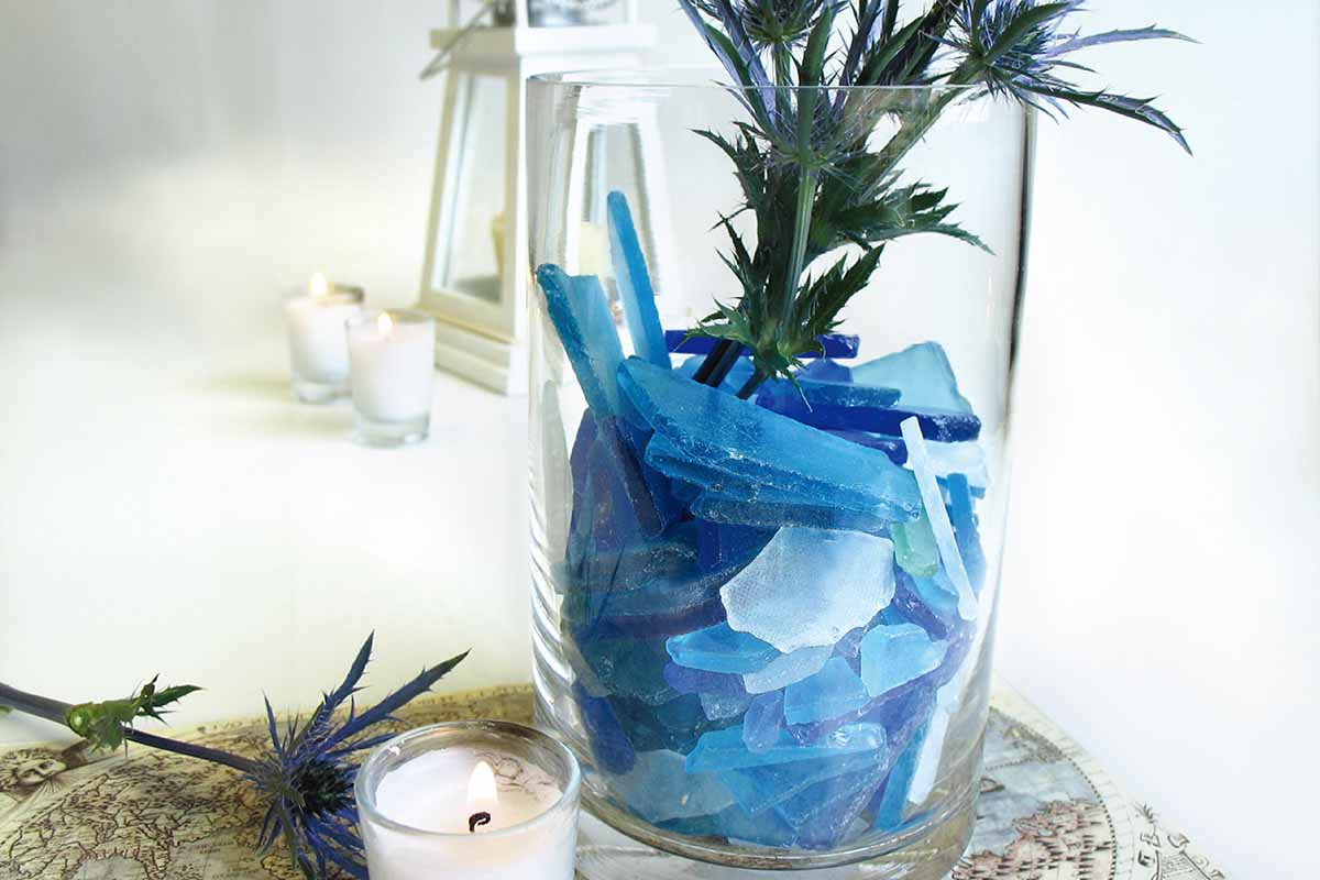 Crystal Acrylic Decoration filler