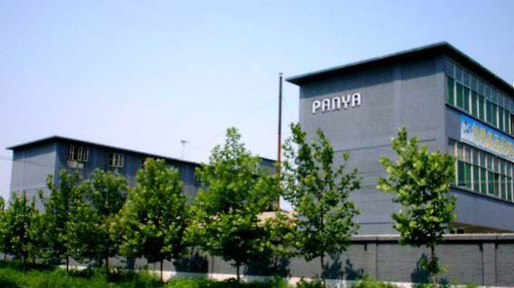 Year 2000 Set up 2nd factory in Hebei Province. SHIJIAZHUANG PANYA GARDEN