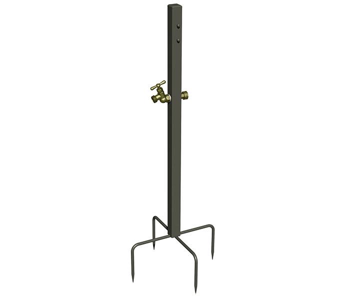 Steel Wall Mount Hose Reel Hose Hanger Stand
