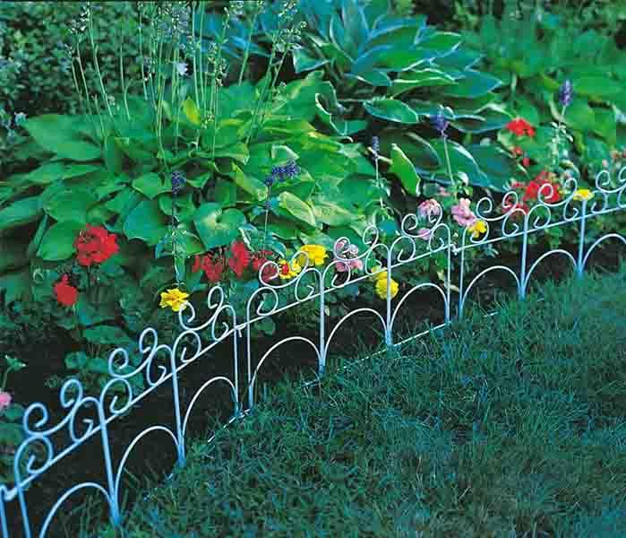 Arch Folding Fence Decorative Folding Fence