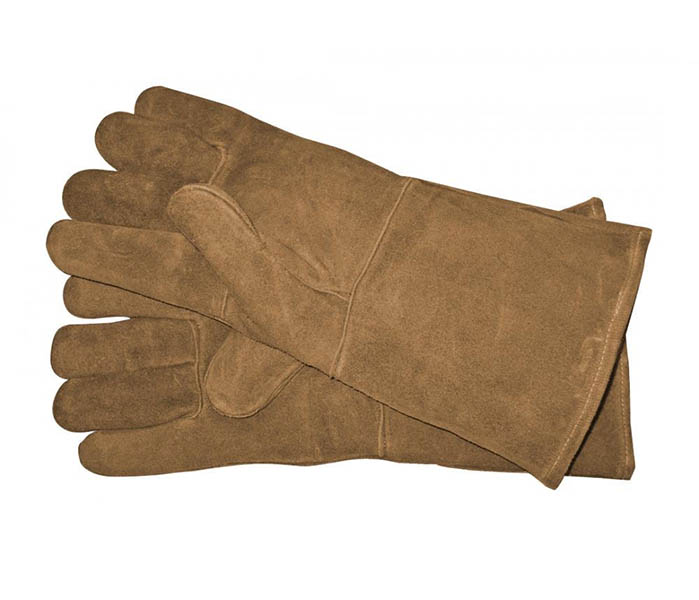 Fireplace Gloves Canvas Log Tote Bellow Coal Hod