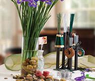 花と工芸品